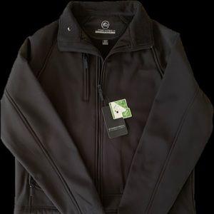 Stormtech Performance Black Jacket New